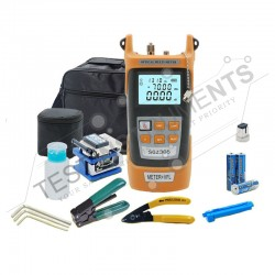 FC-6S Fiber Optic FTTH Tool Kit